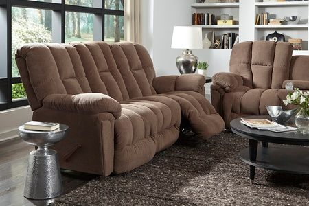 reclining sofa, sofa, living room, furniture