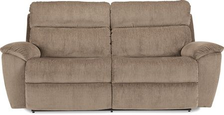 double reclining sofa, la-z-boy furniture, lazy boy