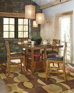 pub table set, barstools, tall table set, dining room set, dinette furniture, kitchen furniture