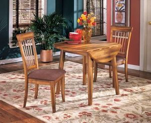 drop leaf table, drop leaf, chairs