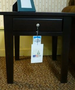 end table, chairsider
