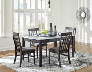 dining room set, table, chairs, furniture for kitchen, kitchen set, dinette set